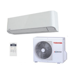 Installation de climatisation Toshiba